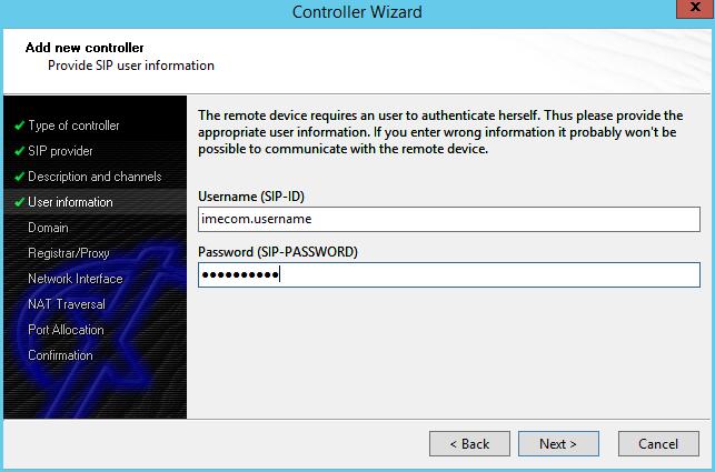 XCAPI HandSIP T38 Configuration - Step 4