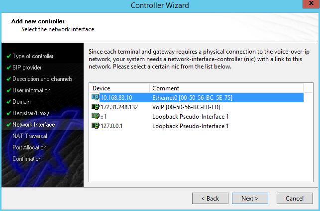 XCAPI HandSIP T38 Configuration - Step 7