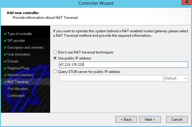 XCAPI HandSIP T38 Configuration - Step 8
