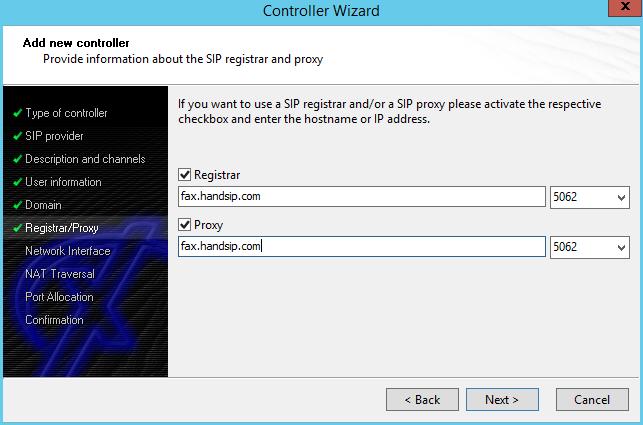 XCAPI HandSIP T38 Configuration - Step 6